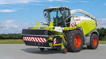 CLAAS ORBIS 900 Maize Front - Forage Harvester | CLAAS Harvest Centre